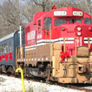 The 2017 Hulda's Santa Express Rolls Downtown on November 18!